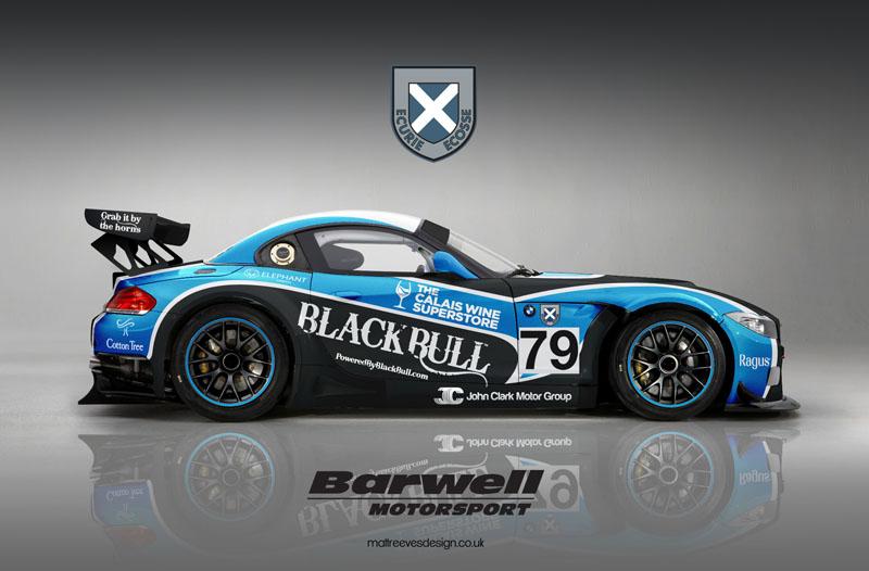 Ecurie Ecosse Black Bull BMW